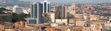 Kampala city center