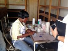 A basic pharmacy | Juliette Humble/DFID